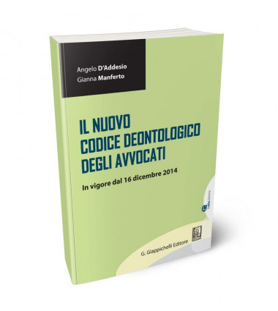 Il Nuovo Codice Deontologico degli avvocati
