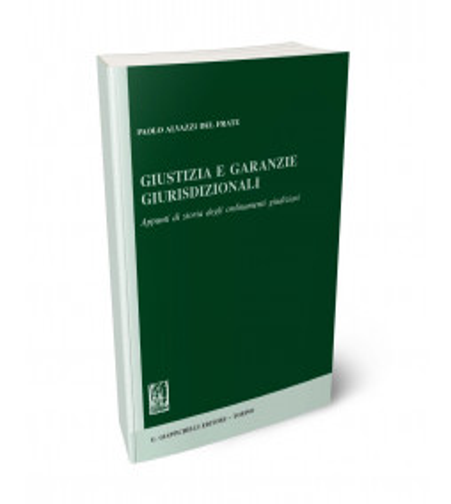 Giustizia e garanzie giurisdizionali