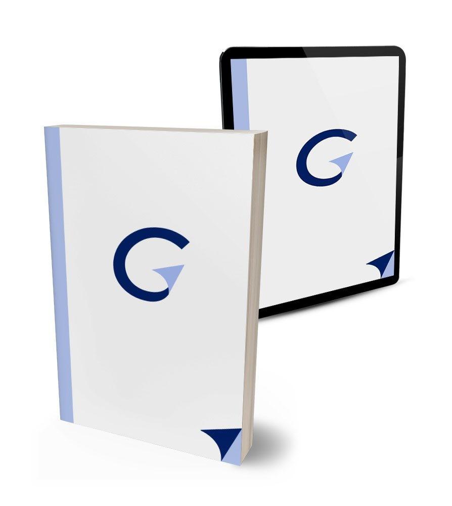 Operazioni elementari di discorso e sapere giuridico