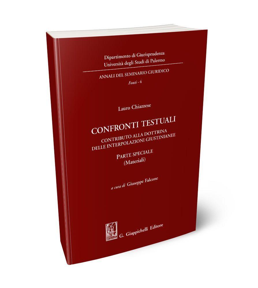 Annali del Dipartimento di Storia del Diritto . Università degli Studi di Palermo | Fonti