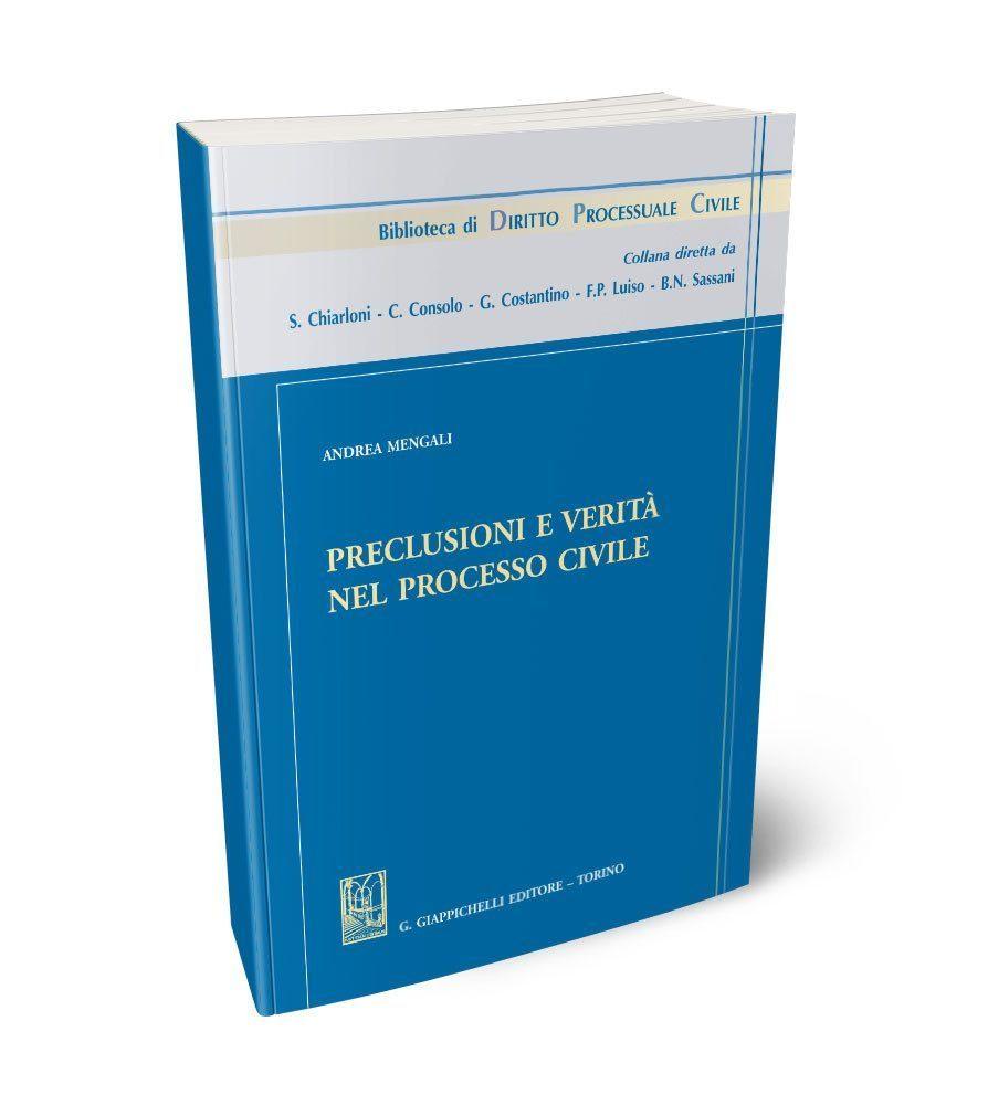 Biblioteca di diritto processuale civile