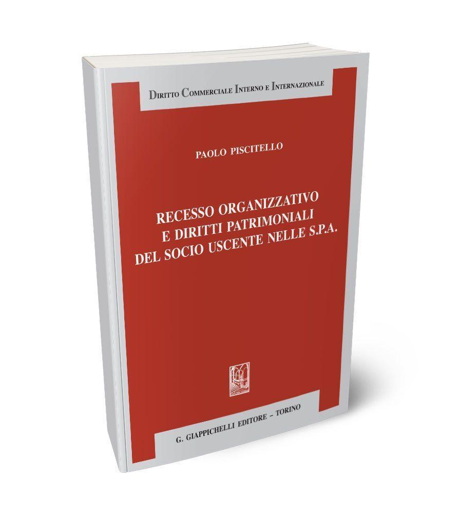 Diritto Commerciale Interno e Internazionale | Monografie