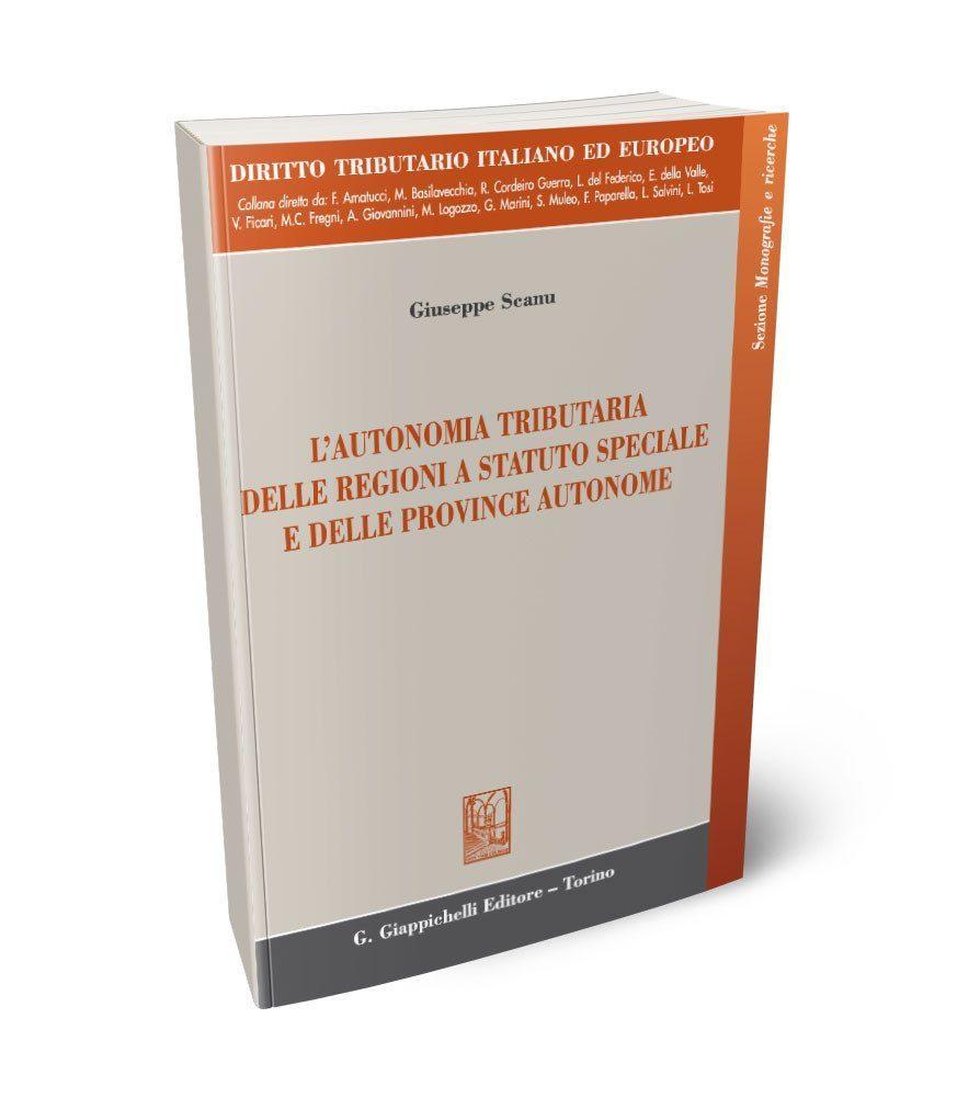 Diritto tributario italiano ed europeo | Monografie e ricerche