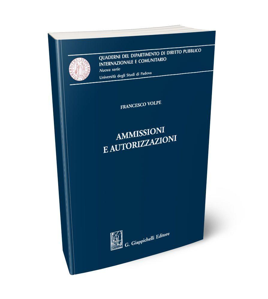 Quaderni del Dipartimento di Diritto Pubblico, Internazionale e Comunitario. Universita di Padova