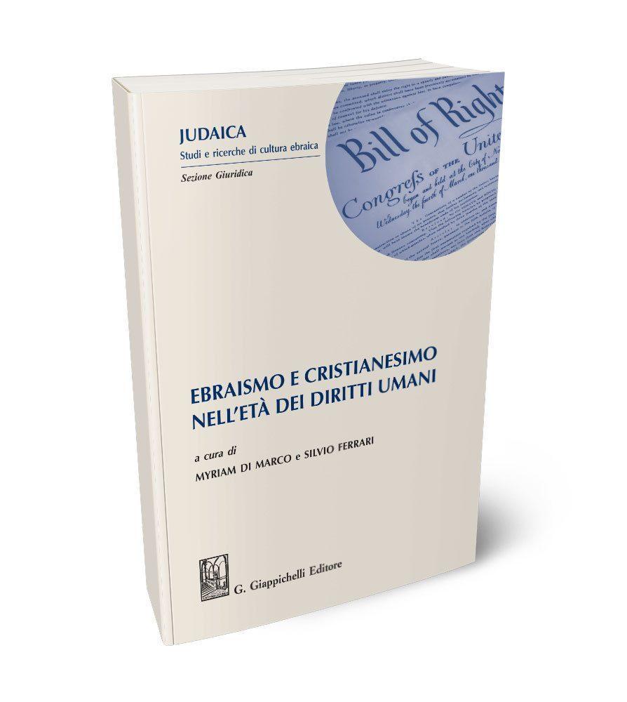 Judaica. Studi e ricerche di cultura ebraica. Sezione giuridica
